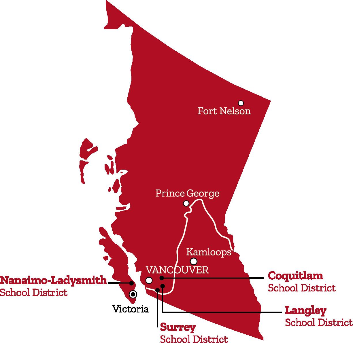 British Columbia Canadá