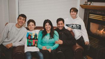 Familias Año Escolar Canadá